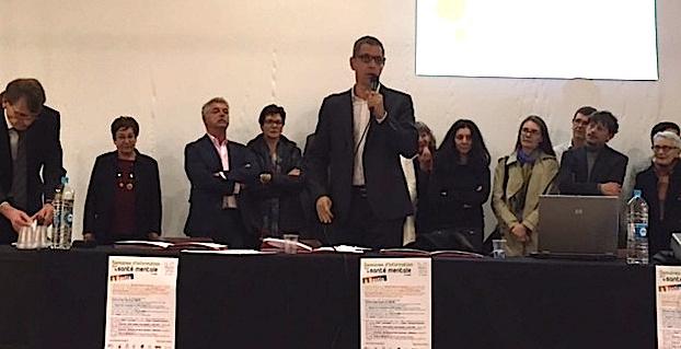 Bastia : L'engagement du Conseil local de santé mentale est acté (et on le fête au théâtre)
