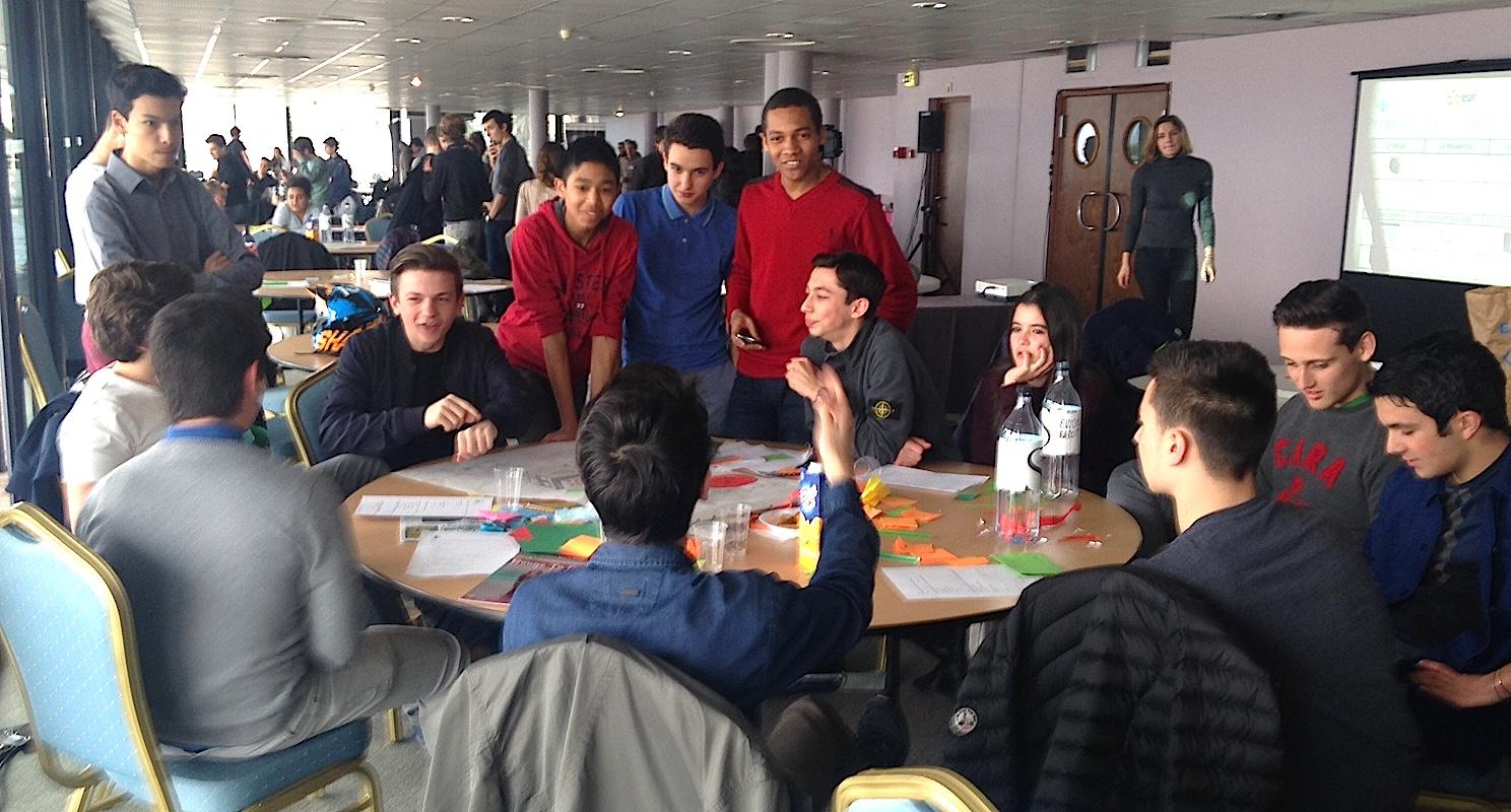 """""""Entreprendre pour Apprendre"""" à Ajaccio : Création et innovation sur le thème de l'énergie"""