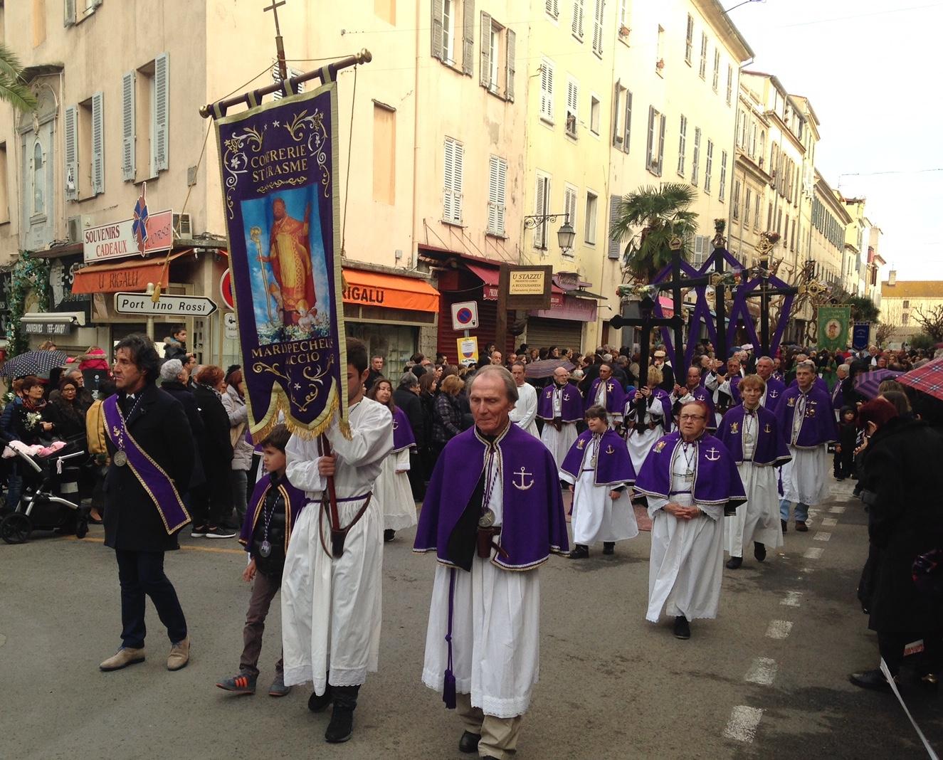 Fête de la Miséricorde, protectrice d'Ajaccio : Une immense foule a honoré A Madunuccia