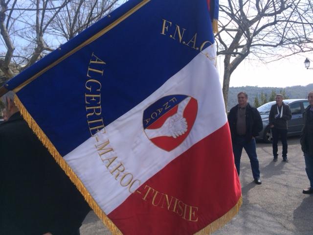 Penta-di-Casinca : Commémoration du 19 mars 1962 en présence de la FNACA