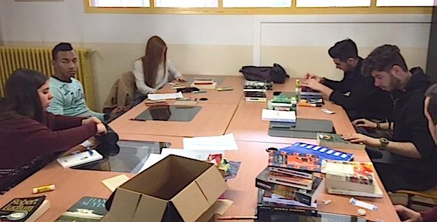 Bastia : Les Journées internationales du livre voyageur du Lycée Jean-Nicoli