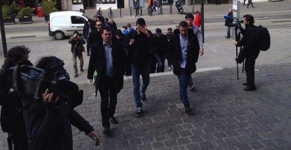 Procès de Reims : Prison avec sursis et interdiction de stade requises contre les supporters bastiais