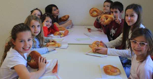 Santa Maria di Lota : Des campanili distribués aux écoliers pour renouer avec la tradition de Pâques