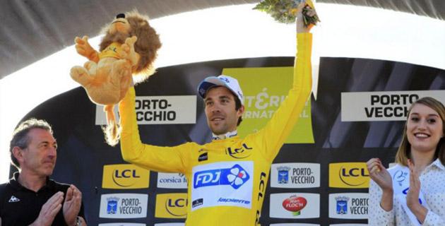 Critérium international à Porto-Vecchio : Pinot en jaune. Malaise sur la course