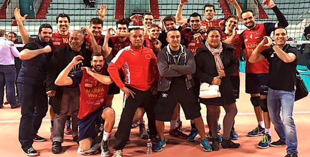 GFC Ajaccio - Rennes Volley 35 : Une finale de coupe de France historique