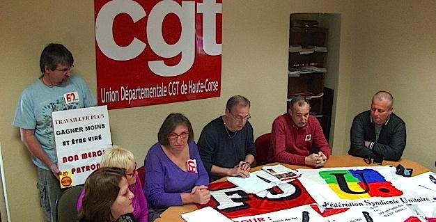 Loi El Khomri : Mobilisation le 31 mars à Bastia
