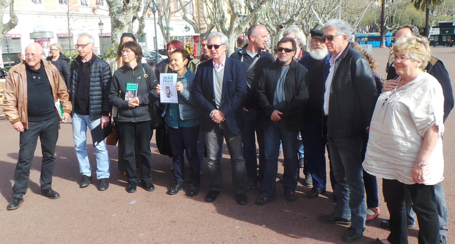 Ordures ménagères dans le Cap Corse : Maires, élus et Zeru Frazu montent au créneau