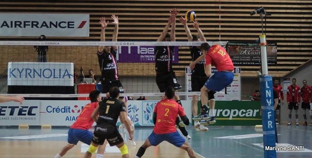 Volley-Ball : Le GFCA confirme à Montpellier