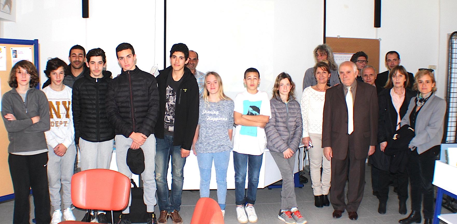 Semaine de la persévérance : La pédagogie de chantier au collège de Saint-Florent
