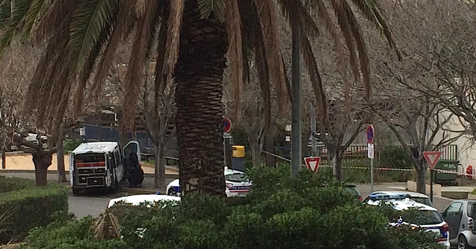 Bastia : Bagage abandonné à la gare. Les démineurs interviennent