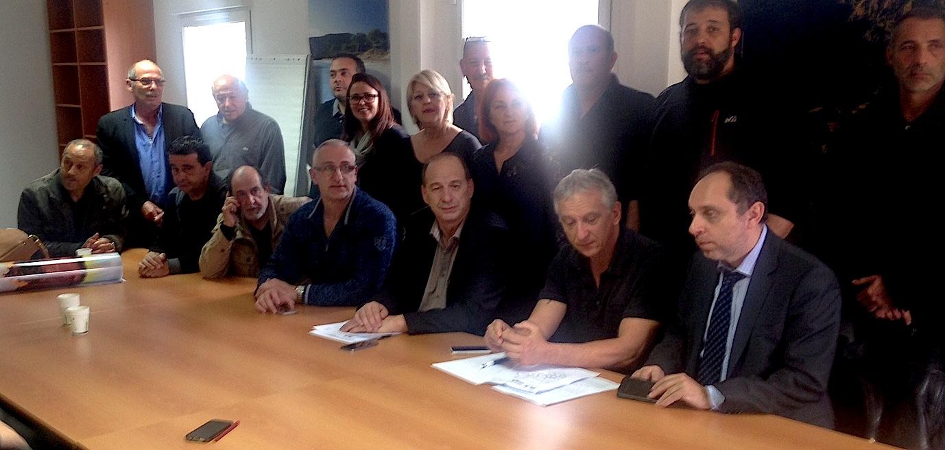 Les socioprofessionnels lèvent l'occupation des locaux de la Direccte : L'Exécutif de Corse débloque la crise