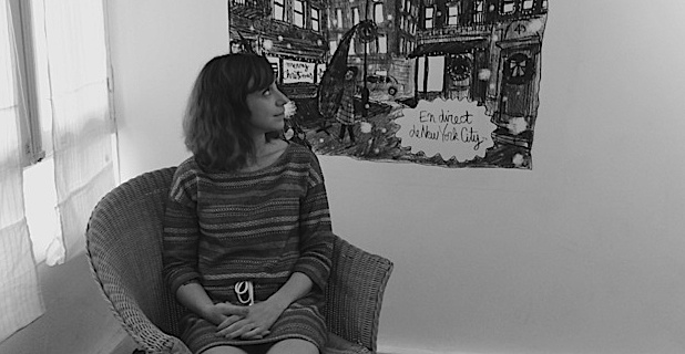 Pénélope Bagieu : «La Corse a toujours nourri mes dessins, il n'y a pas de plus bel endroitau monde »