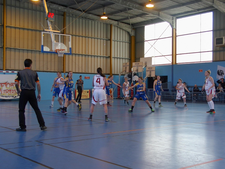 """Basket N3F : Laborieuse """"der"""" à domicile pour Furiani"""