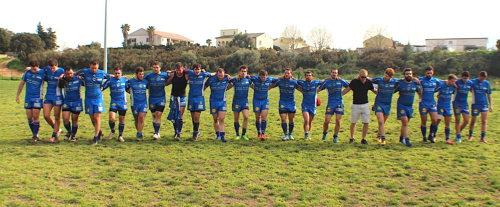 Bastia XV : La victoire (40-17) et le maintien