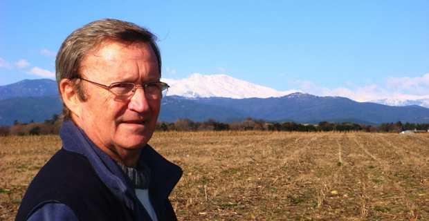Vincent Carlotti, leader du mouvement La Gauche autonomiste.