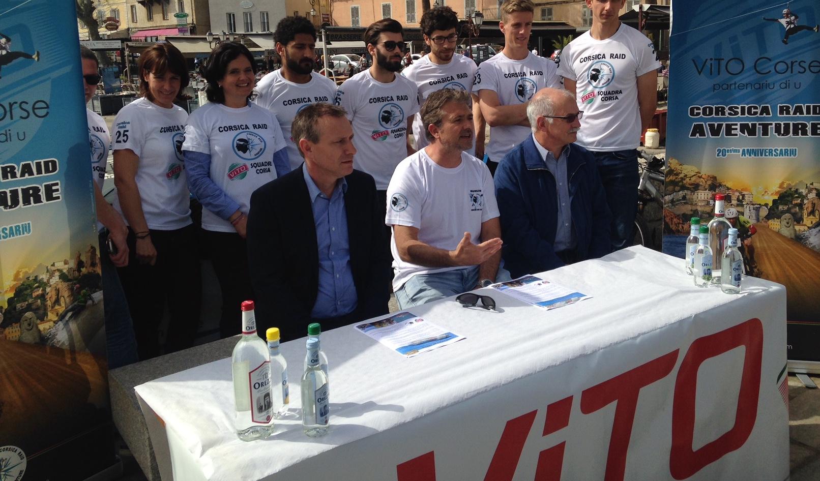 XXe Corsica Raid Aventure (3 au 8 juin) : Les chemins de la victoire passent par les routes de l'enfer