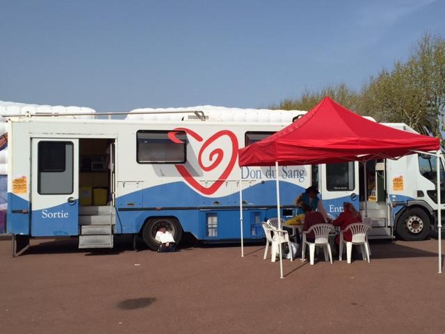 Don du sang à Bastia : La mobilisation constante de l'EFS