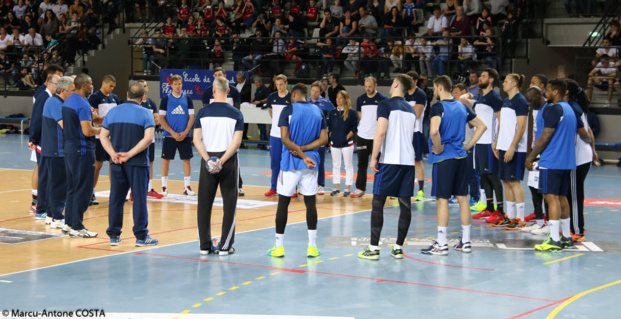 "Handball : Les ""Experts"" prennent l'air en Corse !"