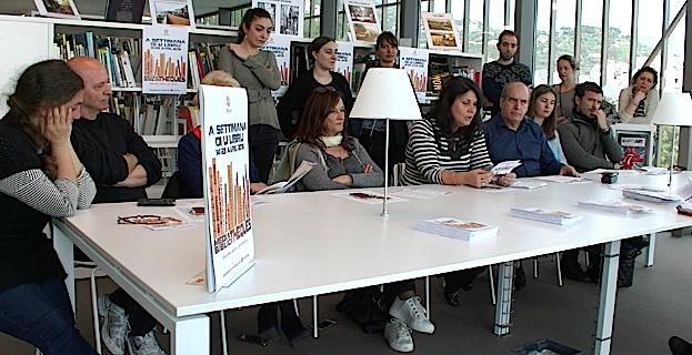 Scontri, atelli, caffè literariu per a settimana di u libru di Bastia