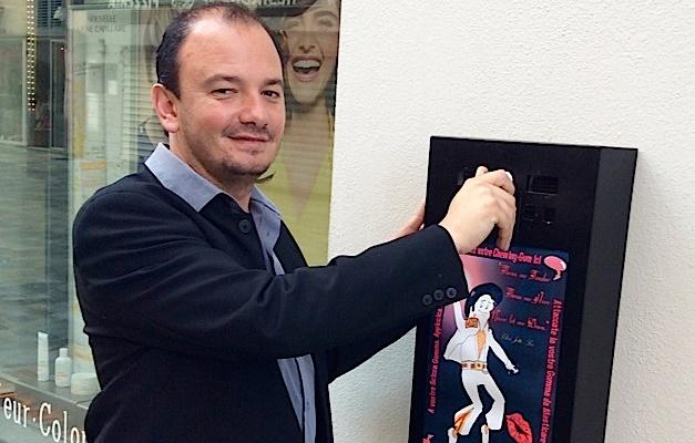 """Pierre-Félix Pieri et la Gumego-Box """"Elvis"""""""