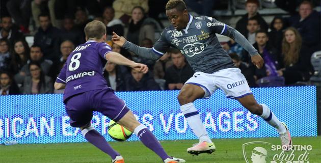 Sporting à Toulouse : Un quart d'heure maudit