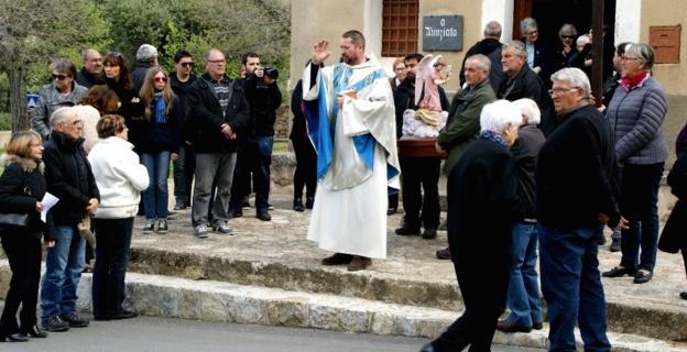 Santa Reparata-di-Balagna : L'Annonciation fêtée avec ferveur par les habitants du hameau de Palmento