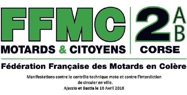 Motards : La FFMC di Corsica lance un appel à la mobilisation