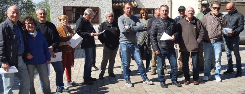 Murateddu : L'Adim interpelle Georges Mela