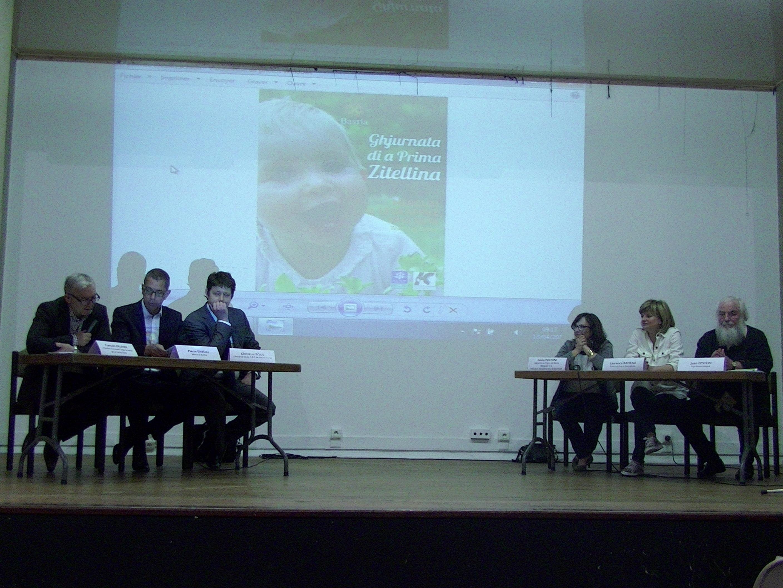 Plus de 150 professionnels à la journée de la petite enfance à Bastia