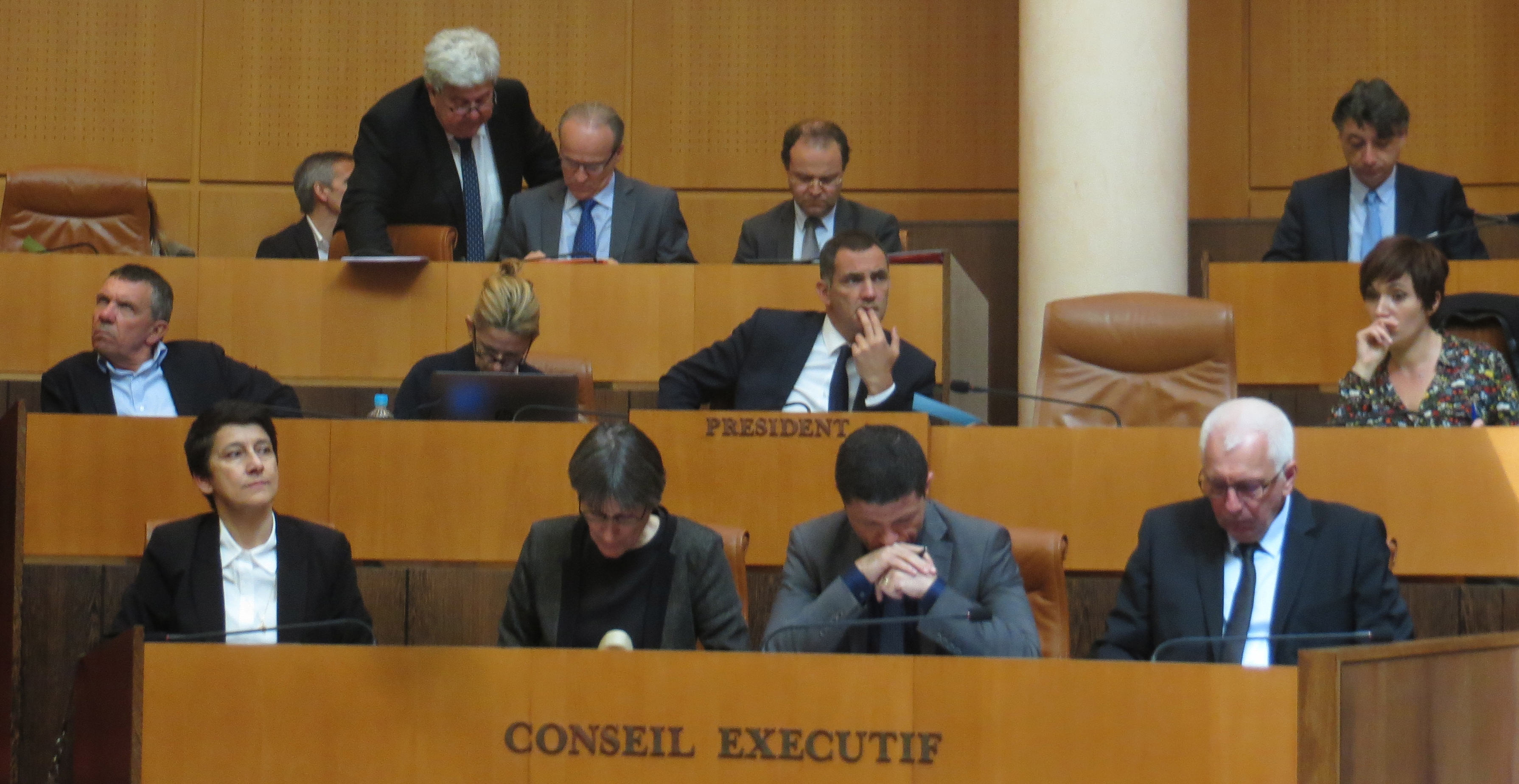 CTC : Un budget sur le fil du rasoir, un bras de fer politique et un vote repoussé, faute de majorité