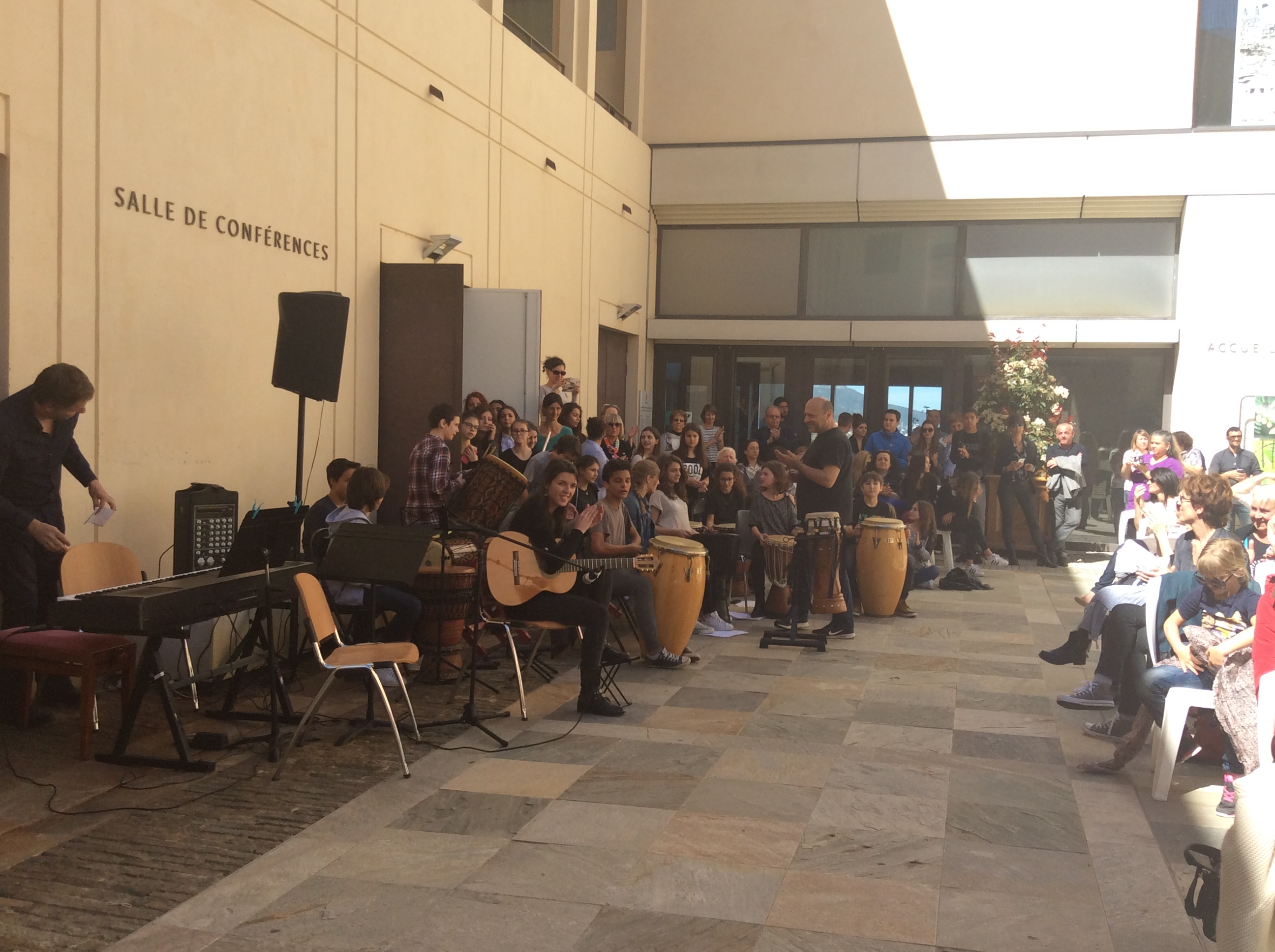 Le lycée Fred-Scaramoni de Bastia présente son projet innovant