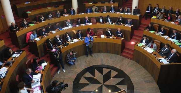CTC : Le budget adopté après un compromis à l'arraché et 5 heures de conclave !