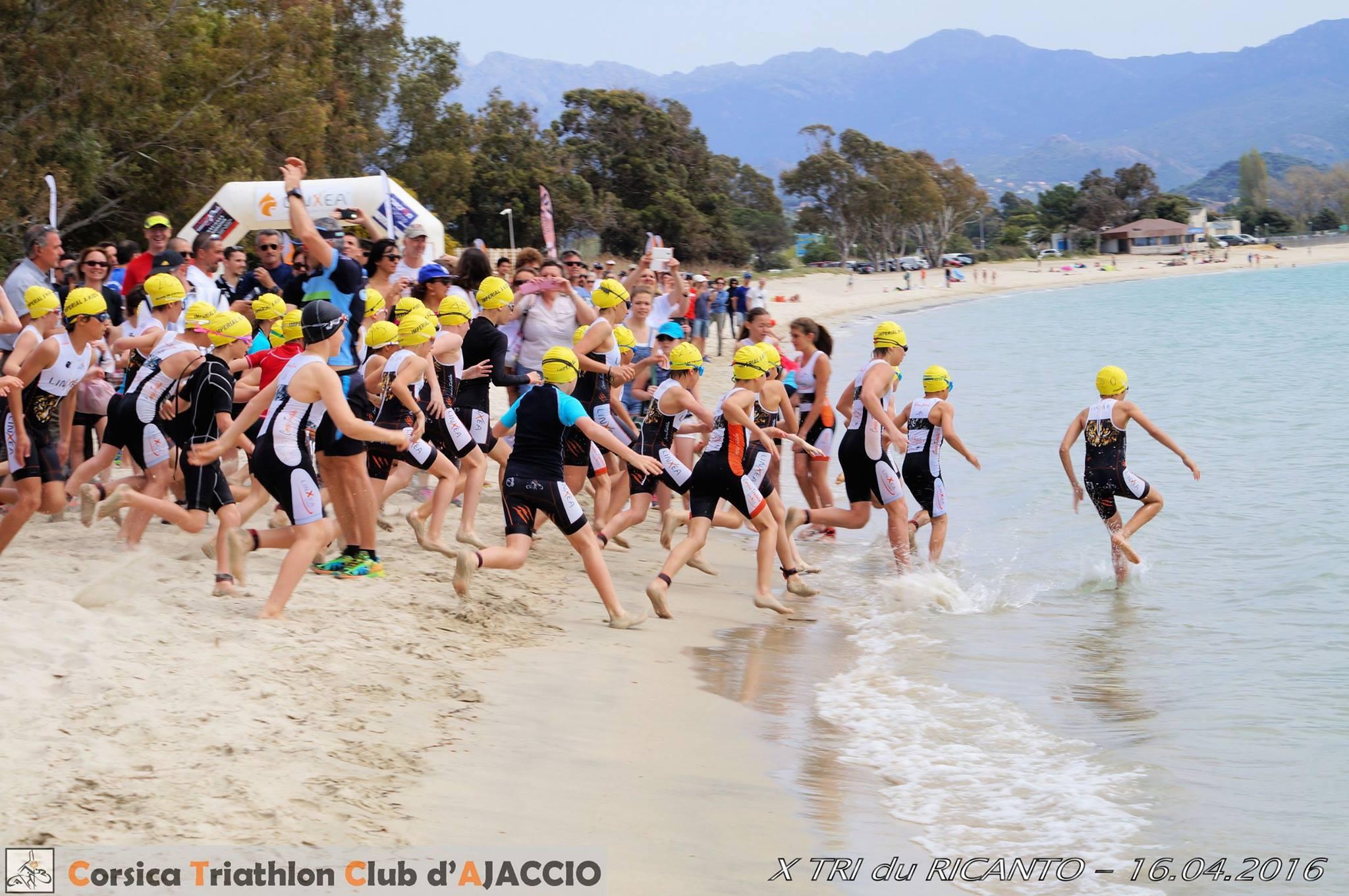 La course des KIDS a ouvert la troisième édition ! Crédit photo © CTCA