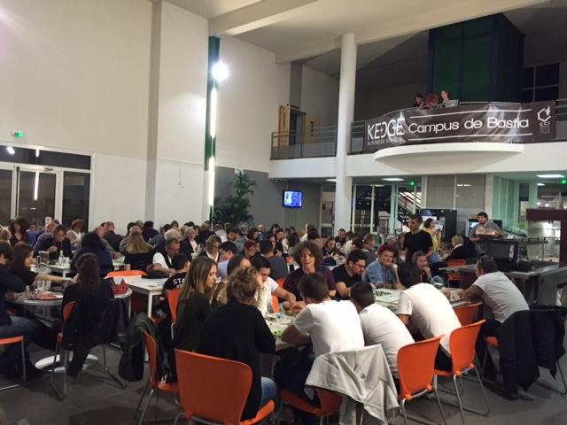Bastia : La Kedge Business School récolte plus de 3 000 euros pour l'association Inseme