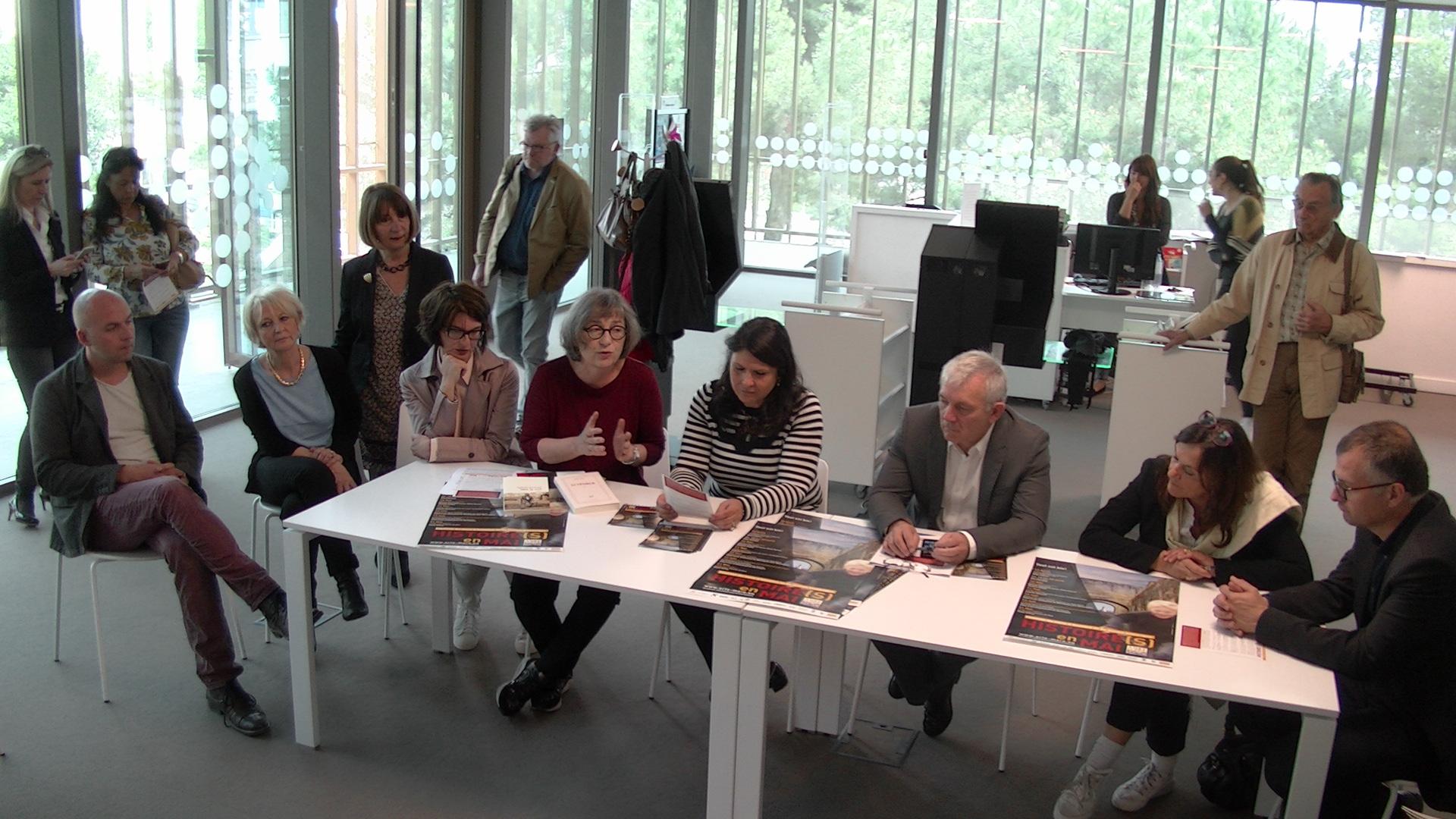 Bastia : La 10ème édition d'Histoire(s) en Mai