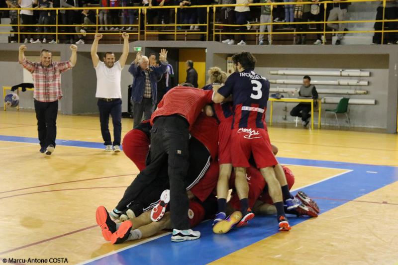 Handball N1M : Une victoire au mental pour le GFCA ! (26-25)