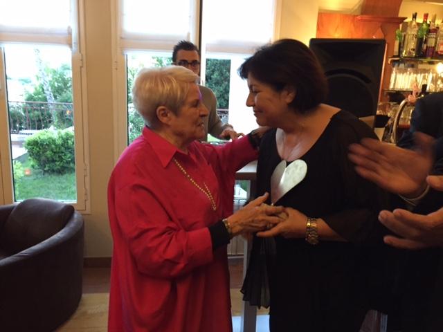 Bastia : Marie-Paule Ciosi, nouvelle « Femme au Cœur d'or » de La Marie Do