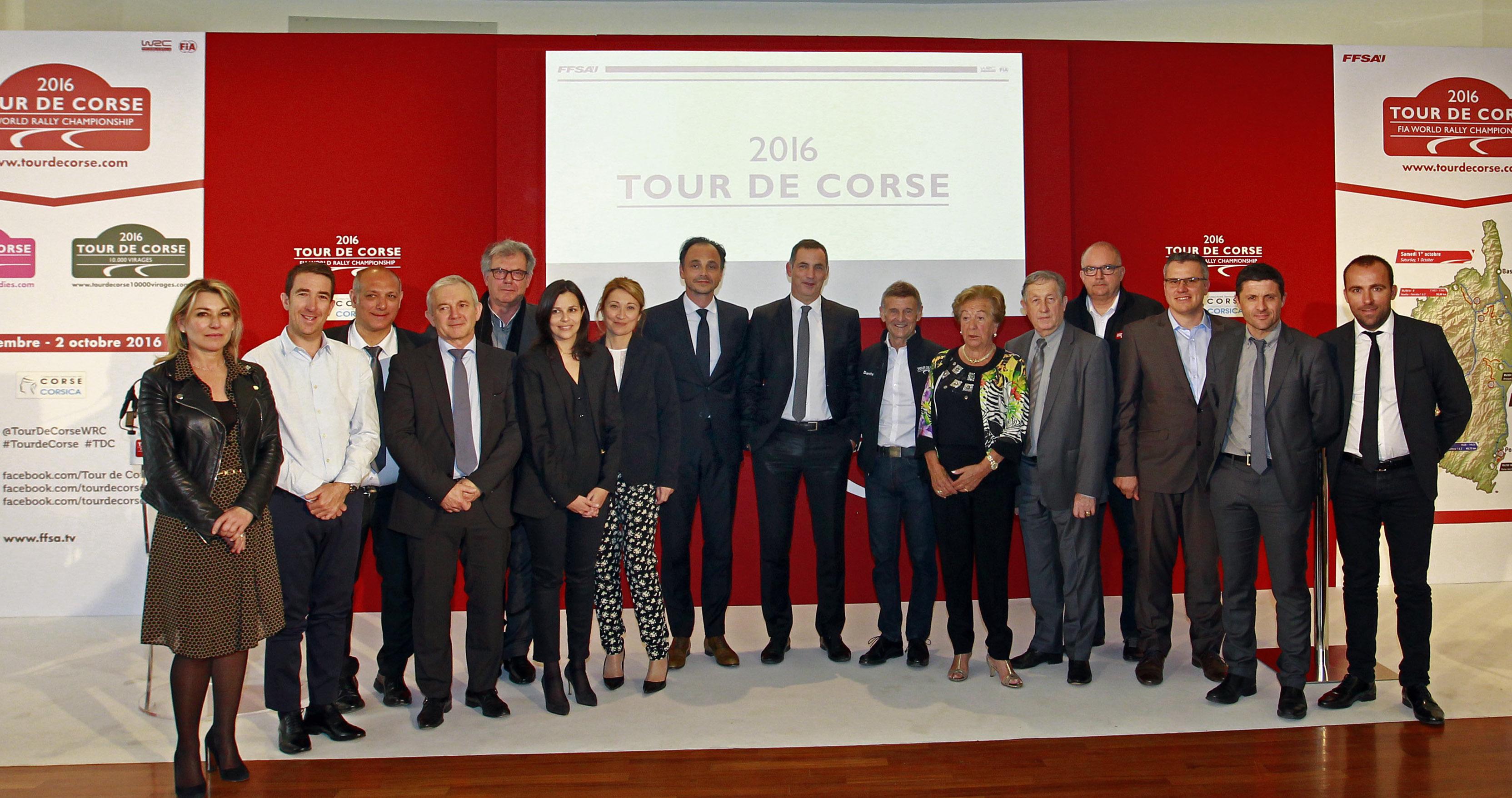 59e Tour de Corse Automobile (28 septembre-2octobre) : En place pour la grande aventure