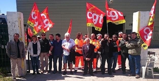 Saint-Florent : La grogne des personnels CGT de la commune est terminée