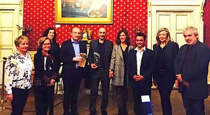 Prix de la Réussite de la Ville d'Ajaccio : Michel Simongiovanni, du cinéma Ellipse, honoré