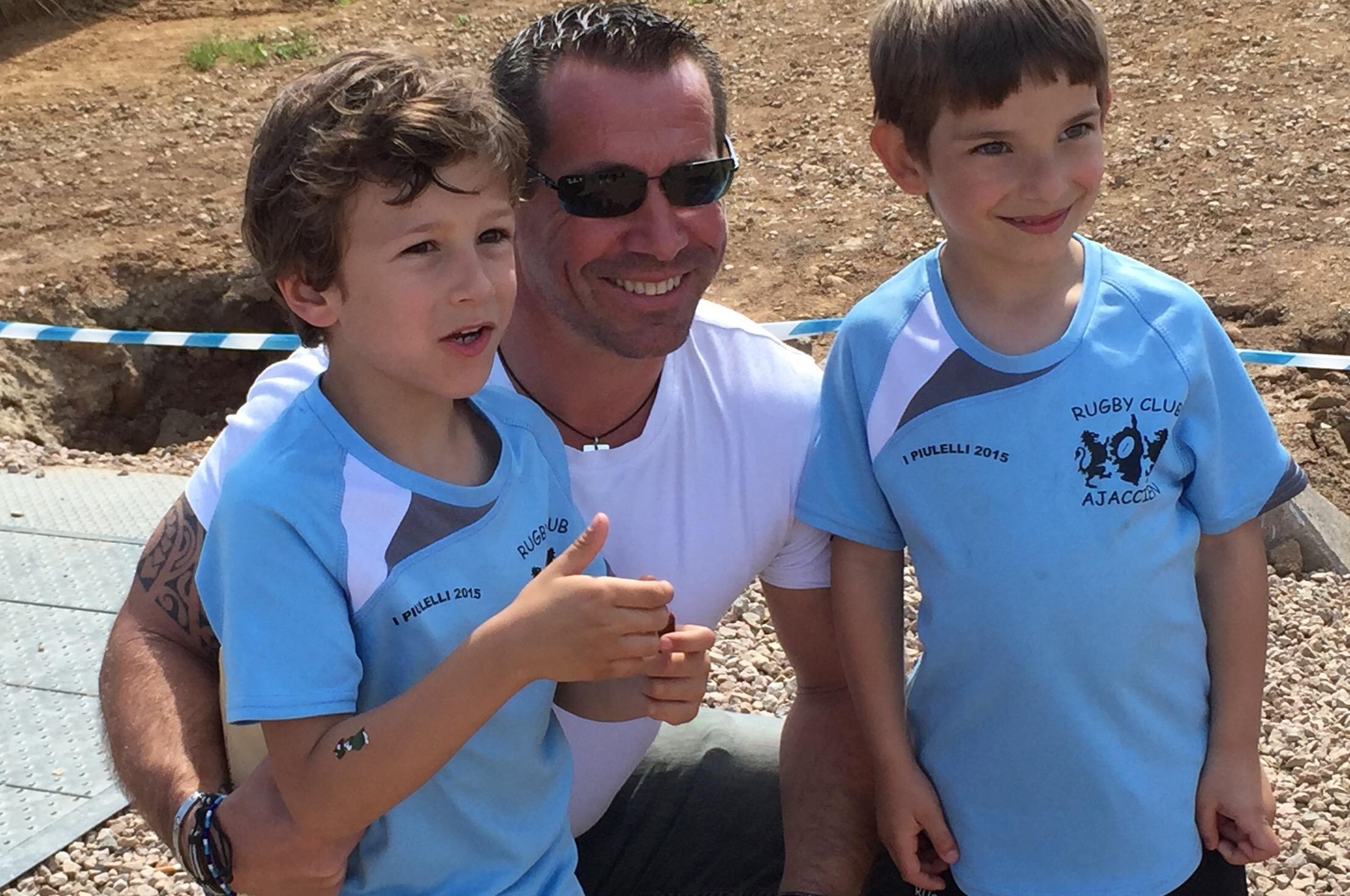 RC Ajaccio : Dernier tour de terrain pour Stéphane Castaignède