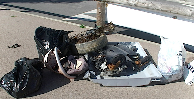 "Bastia : Opération « plage propre"" à l'Arinella »"