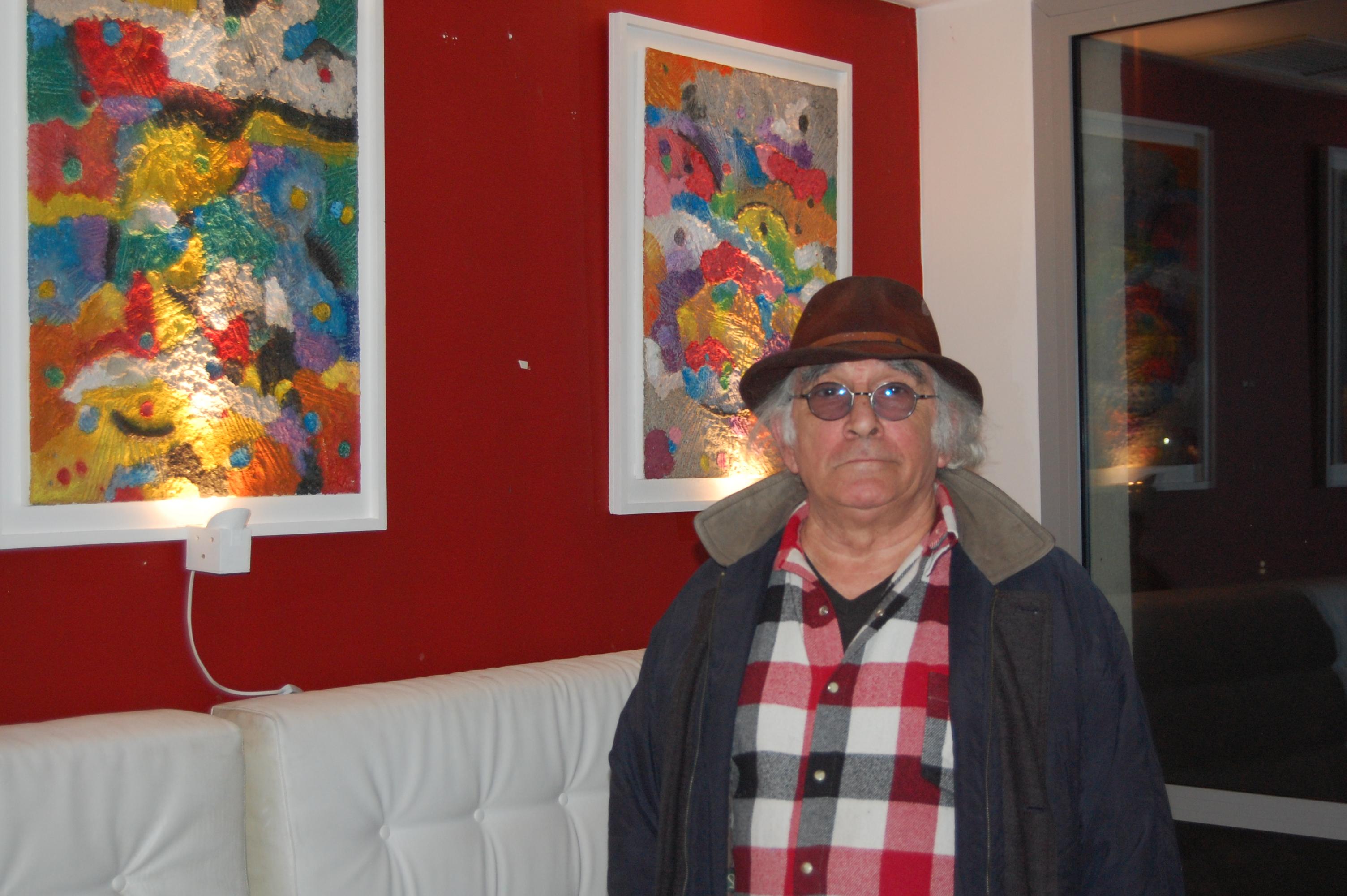 L'Ile-Rousse : Izabella Belcarz et Bernard Quilichini  au Spaziu du 8 au 22 mai