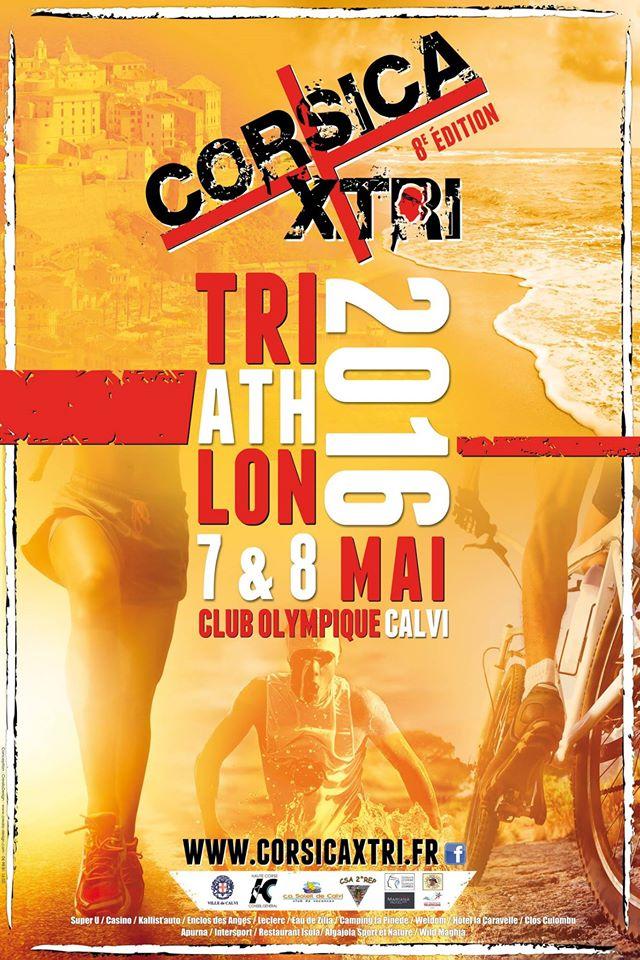 La 8ème édition du Calvi Xtri les 7 et 8 Mai