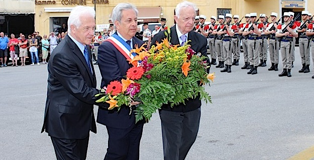 Calvi : Le 71ème anniversaire de la Libération et de la victoire sur le nazisme