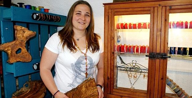Un atelier de bijoux et objets décoratifs faits main, ouvre ses portes à Monticello