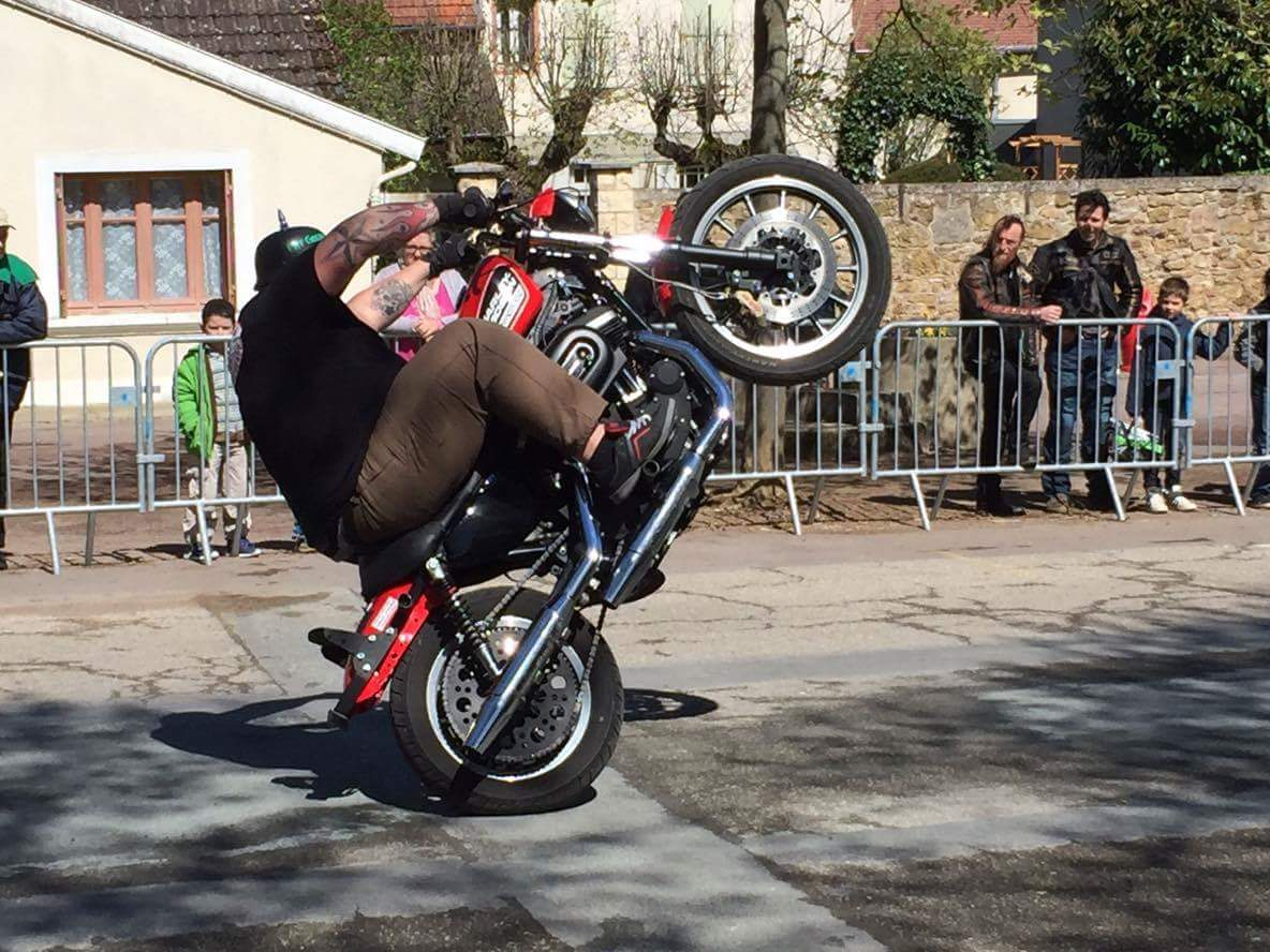 Fat Gregg enchantera ce week end les amateurs de Stunts