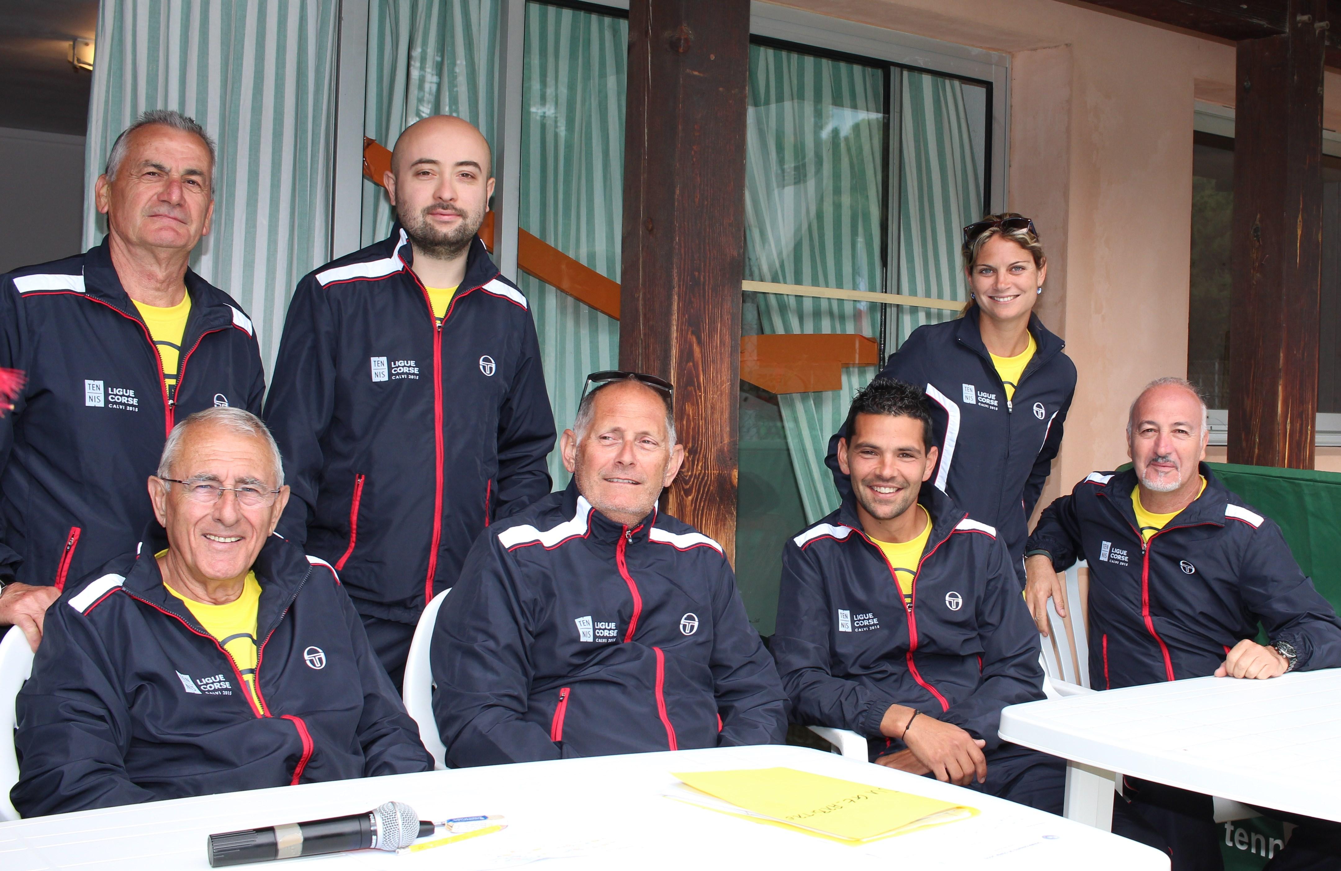 Coup d'envoi à Calvi des 30èmes Championnats de Corse de Tennis