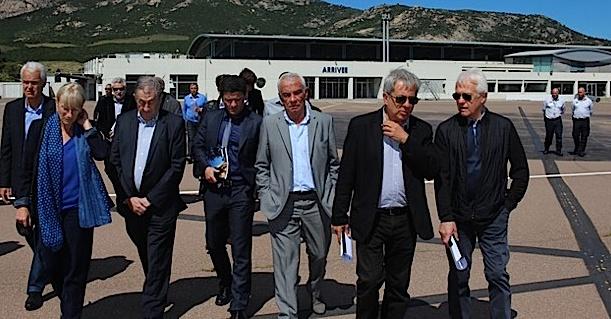 Développement du transport aérien  : Jean-Félix Acquaviva annonce la tenue  d'un séminaire le 13 juin