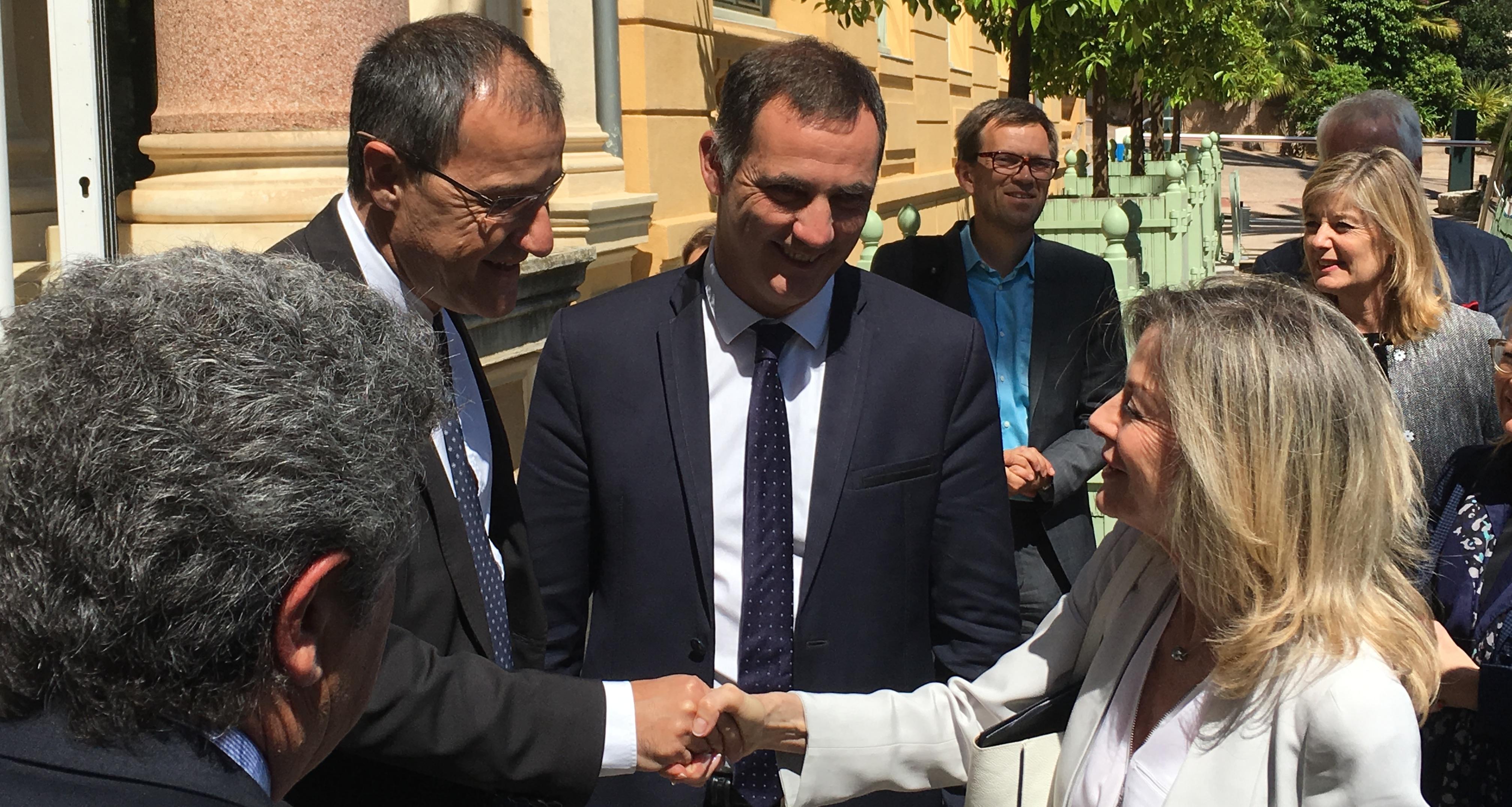 La Corse reçoit la Suède pour discuter écologie et environnement